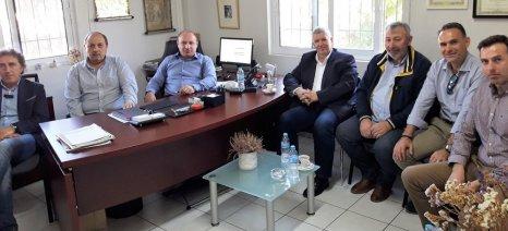 Τον Αγροτικό Πτηνοτροφικό Συνεταιρισμό Ιωαννίνων ΠΙΝΔΟΣ επισκέφθηκε ο Καραγιάννης
