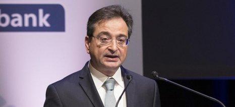 Μερική τηλεεργασία και προσωρινή μείωση προσωπικού στα καταστήματα εφαρμόζει από αύριο η Eurobank