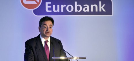 Εξαιρετικό το α΄ τρίμηνο από πλευράς ρευστότητας για τη Eurobank