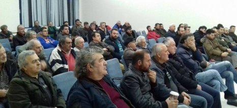 Συγκέντρωση για τους Καρδιτσιώτες αγρότες στον κόμβο Δέλτα του Ε-65 στις 22 Ιανουαρίου