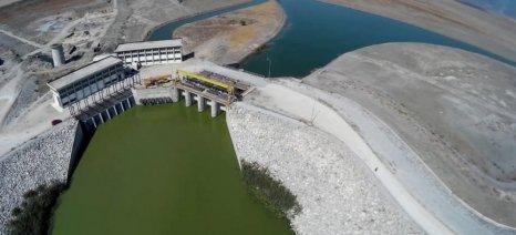 Δημοπρατήθηκε η τελευταία εργολαβία της λίμνης Κάρλας