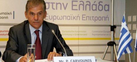 Η Ελλάδα πρέπει να επιστρέψει 500 εκατ. ευρώ κοινοτικών επιδοτήσεων διευκρινίζει ο κ. Καρβούνης - Μετά τον Αύγουστο του 2018