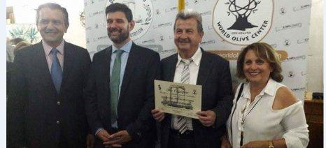 Διεθνές βραβείο απέσπασε το ελαιόλαδο του Αγροτικού Συνεταιρισμού Ιμέρων