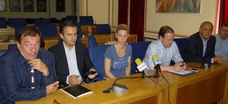 Τις καταστροφές στην αγροτική παραγωγή της Μεσσηνίας διαπίστωσαν από κοντά Κασαπίδης-Σαμαράς