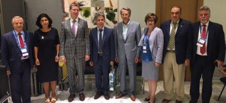 Ελληνορωσική συνεργασία και σε θέματα έρευνας και εκπαίδευσης στο γεωργικό τομέα