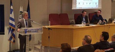 Στη Μυτιλήνη παρουσιάστηκαν οι ευκαιρίες για χρηματοδότηση επενδύσεων μέσω του ΠΑΑ 2014-2020