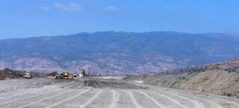 Ξεκίνησε η κατασκευή του ταμιευτήρα στο Καστρί