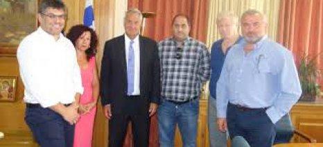 Προσεχώς νομοθετική πρωτοβουλία για λύση στο πρόβλημα των αλιευτικών προσφυγών
