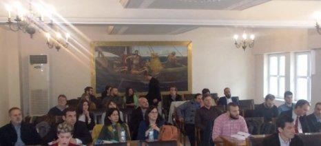 Παρουσιάστηκε το πρόγραμμα ΚΑΤΑΝΑ που προωθεί ένα νέο μοντέλο χρηματοδότησης για τις αγροδιατροφικές επιχειρήσεις