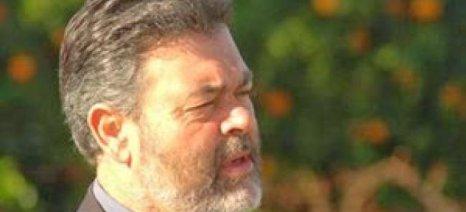 Αναστολή του νέου συνεταιριστικού νόμου ζητά ο Καχριμάνης του Ποταμιού