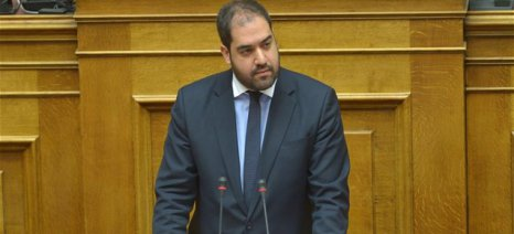 Κοινοβουλευτική αναφορά Γ. Κεφαλογιάννη για το πρόβλημα της δακοκτονίας