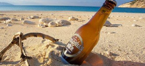Η κεφαλονίτικη μπίρα βγαίνει στην τοπική αγορά και κάνει τα πρώτα της βήματα στην Αθήνα