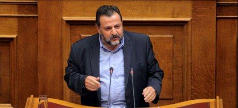 Άμεσες αποζημιώσεις των παραγωγών της Κρήτης από καύσωνες και ανομβρία ζητά ο Κεγκέρογλου