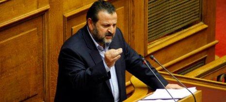 Επίκαιρη ερώτηση Κεγκέρογλου προς τον Πρωθυπουργό για Τσικουδιά και Τσίπουρο