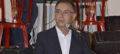 Στη Γιορτή Αμυγδάλου του Συκουρίου μίλησε ο βουλευτής Χρήστος Κέλλας