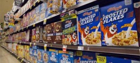 Η Kellogg's καταργεί τις τεχνητές χρωστικές ουσίες και τα ενισχυτικά γεύσης από τα δημητριακά της