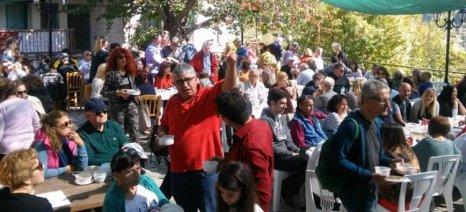 Με μεγάλη επιτυχία η 5η γιορτή μανιταριών στην Κεντρική Ναυπακτία