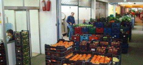 Τυροκομικά, τυποποιημένα αγροτικά προϊόντα και ανθαγορά, θα είναι τα νέα τμήματα στην Κεντρική Αγορά του Ρέντη