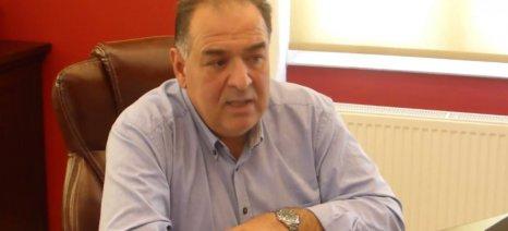 Με τον Τσιρώνη συναντήθηκε ο δήμαρχος Άργους Ορεστικού για τα θέματα των καλλιεργητών της περιοχής του