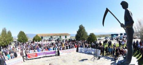 Αγροτικό συλλαλητήριο την Κυριακή στο Κιλελέρ από την Πανελλαδική Επιτροπή των Μπλόκων