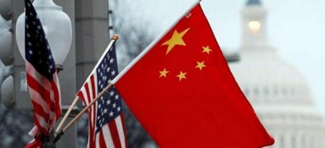 H Kίνα σταματά τις αγορές αγροτικών προϊόντων από τις ΗΠΑ
