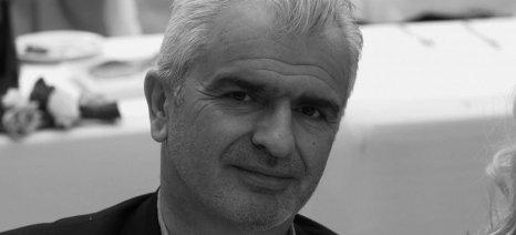 O Κώστας Κινατζίδης αναλαμβάνει σε δύο μήνες αντιπεριφερειάρχης αγροτικής οικονομίας στην περιφέρεια ΑΜΘ