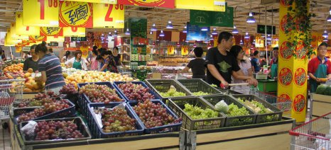 Διμερείς επαφές με Κίνα για το άνοιγμα των εξαγωγών φρούτων