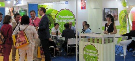 Με 9 εταιρείες το ομαδικό περίπτερο του Ελληνογερμανικού Επιμελητηρίου στην Asia Fruit Logistica