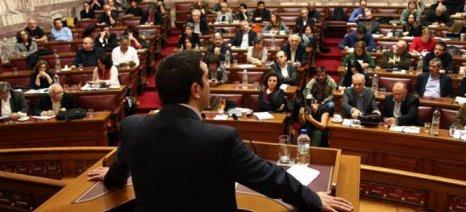 Βαρύ το κλίμα στο εσωτερικό του ΣΥΡΙΖΑ παρά την προσπάθεια να πέσουν οι τόνοι