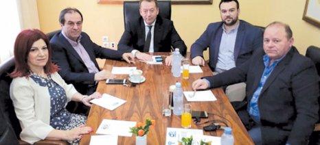 Προώθηση των προϊόντων της Λάρισας σε επιχειρηματική αποστολή στο Ισραήλ