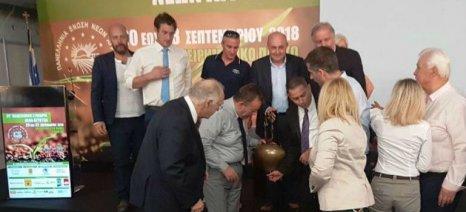 Κόκκαλης: «Πρώτη προτεραιότητα, να επενδύσουμε στην ηλικιακή ανανέωση του αγροτικού τομέα»