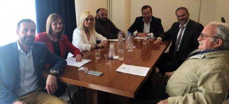 Σύσκεψη πραγματοποιήθηκε στο Υπ. Αγροτικής Ανάπτυξης για το αποξηραμένο σύκο του Ταξιάρχη Ευβοίας