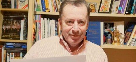 Ο Βασίλης Κόκκαλης χαρίζει τη βουλευτική του αποζημίωση στο Νοσοκομείο Λάρισας