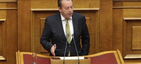 Κόκκαλης: Λύνουμε με νομοθετική ρύθμιση οριστικά σοβαρές παθογένειες στους ΤΟΕΒ