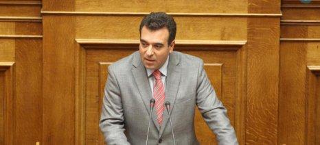 Άμεσα μέτρα στήριξης των αγροτών στα Δωδεκάνησα λόγω ανομβρίας ζήτησε ο Κόνσολας