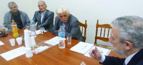 Κοντονής και Α.Σ. Ζακύνθου για τα συνεταιριστικά χρέη