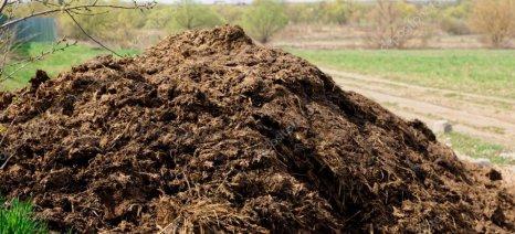 Συμβουλές για τη διαχείριση στερεών κτηνοτροφικών αποβλήτων (κοπριάς)