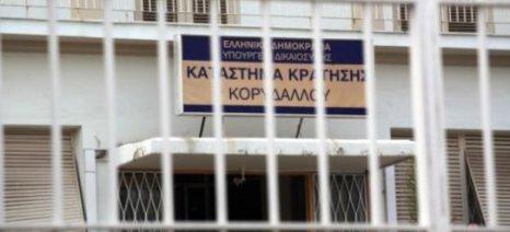 ΣΥΡΙΖΑ ψήφισαν οι κρατούμενοι στις φυλακές