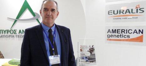 Πρεμιέρα για τη νέα ποικιλία FILIA της Deltapine, στο περίπτερο της Σπύρος Ανδριώτης Α.Ε. στην Agrotica