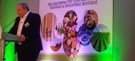 Στο Παγκύπριο Συνέδριο Γεωργίας συμμετείχε η GAIA ΕΠΙΧΕΙΡΕΙΝ