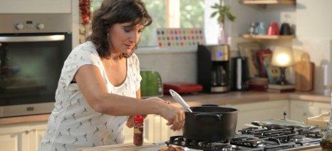 "H Νταϊάν Κόχυλα είναι η ""πρέσβειρα"" του ελληνικού ρυζιού στις ΗΠΑ"