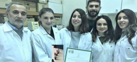 Κραγιόν από στέμφυλα δημιουργούν φοιτητές του Γεωπονικού Πανεπιστημίου Αθηνών