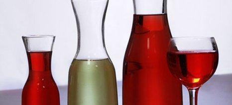Χύμα διακινείται το 60% του κρασιού στην Ελλάδα
