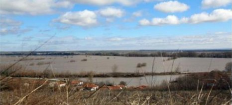 Κτηνοτροφική μονάδα κινδυνεύει από τις πλημμύρες στις Σέρρες