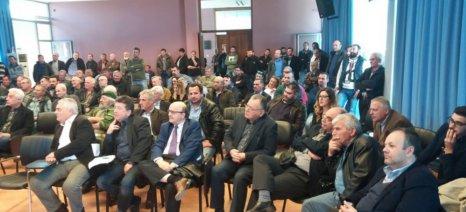 Η πανελλαδική σύσκεψη των κτηνοτρόφων ζήτησε «η Βουλή ομόφωνα να πάρει θέση για τη σωτηρία της φέτας»