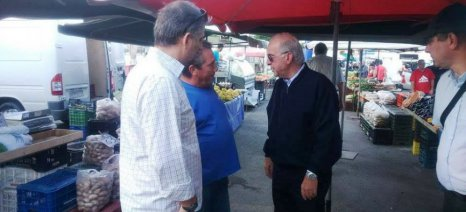 Αλλάζει η λειτουργία των λαϊκών αγορών στο Ηράκλειο