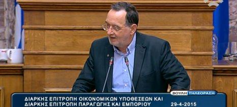 Επίθεση Λαφαζάνη-Πετράκου κατά Στουρνάρα για την πώληση της ΑΤΕ στην Πειραιώς