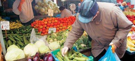 Άρση των περιορισμών μετακίνησης στις Λαϊκές Αγορές ζητούν 49 Βουλευτές του ΣΥΡΙΖΑ