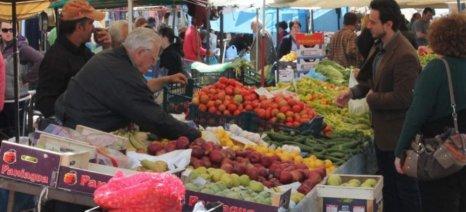 Χωρίς ταμειακές οι αγρότες του ειδικού καθεστώτος που δραστηριοποιούνται στο στάσιμο ή πλανόδιο εμπόριο