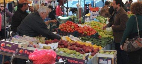 Απαγορεύεται η μετακίνηση εμπόρων λαϊκών αγορών, από περιφέρεια σε περιφέρεια